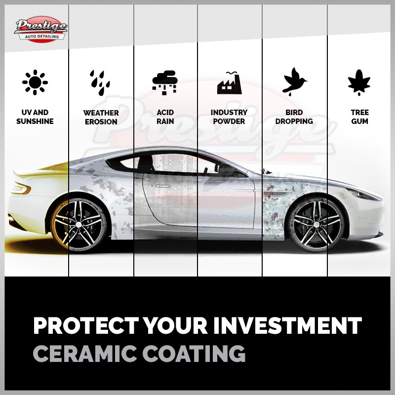 Ceramic Car Wax >> Ceramic Coating – Prestige Auto Car Detailing KC